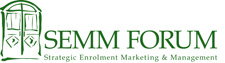 Strategic Enrolment Marketing & Management Forum